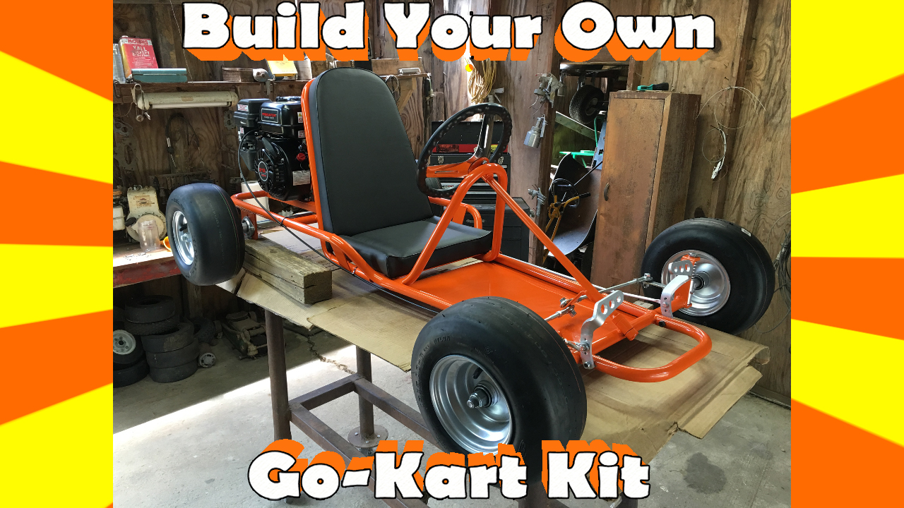 How to Build a Go Kart images