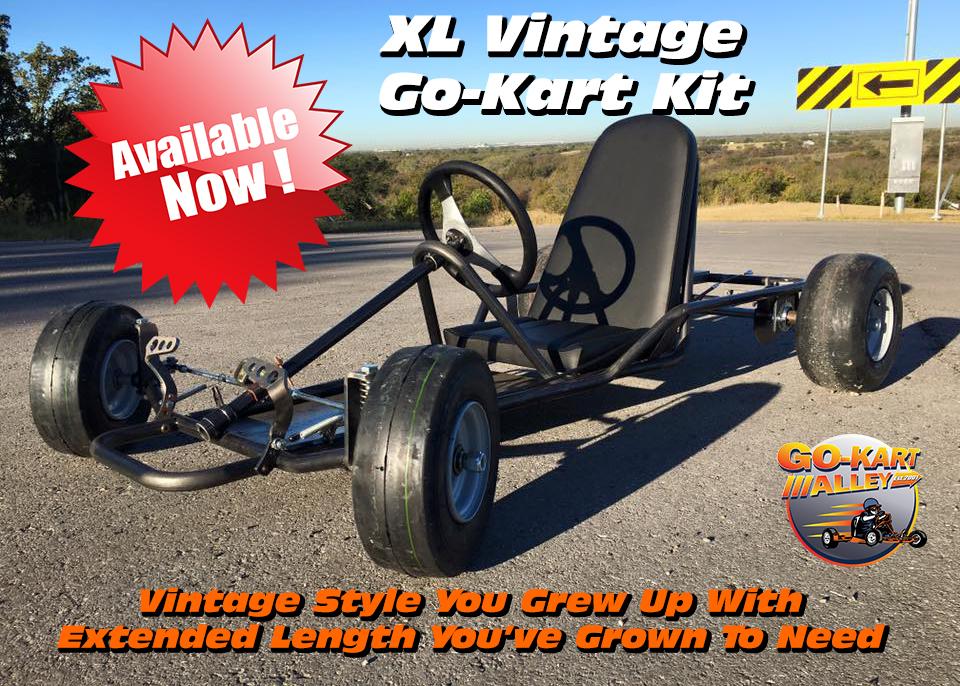 Build Your Own Golf Cart Kit >> Go-Kart Kits - Go-kart Alley